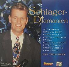 Schlager diamants (Frank papke präs., 1996, sony) Brunner & Brunner, Iboo, [3-cd]