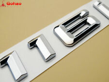 116i Number Trunk Rear Letters Auto Body Badges Emblem Sticker OEM NEW