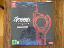 XENOBLADE CHRONICLES: DEFINITIVE EDITION (COLECCIONISTA) - NUEVO Y PRECINTADO