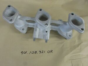 Porsche 911S inlet manifold 901.108.321 .OR