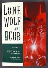 Dark Horse Comic Lone Wolf & Cub #26 Struggle the Dark 1st Edition October 2002