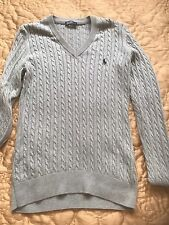 Ladies Cable Knit Ralph Lauren Jumper