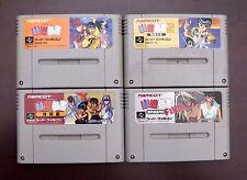 Super Famicom SFC YU YU HAKUSHO 1 2 3 4 Japan SNES games US Seller