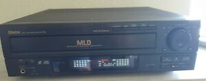 Denon LA-3100 Multi Laser Disc Player DOES WORK( READ)