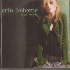 Erin Boheme – What Love Is (CD 2006) NEW/SEALED