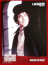 BRITISH HORROR COLLECTION - I, Monster - MARLOWE OR BLAKE? - Card #74