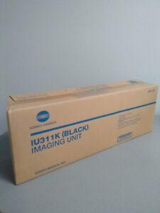 Konica Minolta 4062-221, IU311K BLACK IMAGING UNIT FOR BIZHUB C300 C352