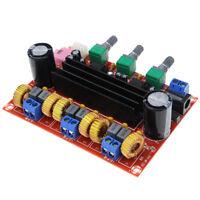 2*50W+100W TPA3116D2 2.1Channel Digital Audio Power Amplifier AMP Subwoofer