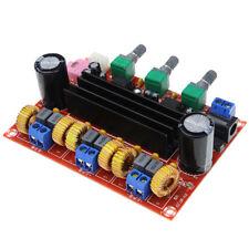 50W + 100W TPA3116D2 2.1Channel digital amplificador audio AMP Subwoofer
