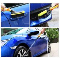 Brosse d'écoulement d'eau de voiture de soie molle  Brosse de lavage de pneu