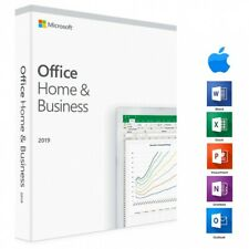 Microsoft Office Home And Business 2019 💥 3 Devices 💥 Lifetime License For Mac