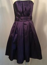 Cinderella Design Formal Dress  Plum Purple Special Occasion Prom Swing  M