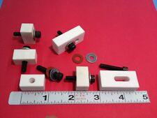 Delta 28-400 14″ SpaceAge Ceramics Guide Blocks / Thrust Bearing System