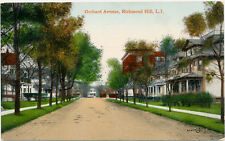 RICHMOND HILL QUEENS NY – Orchard Avenue - 1909