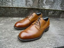 JOSEPH CHEANEY DERBY – BROWN / TAN – UK 9 – EXCELLENT CONDITION