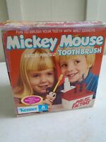 Kenner Mickey Mouse Factory 1973 Battery Powered Toothbrush