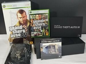 Grand Theft Auto IV Special Edition Mint Xbox 360 Rockstar Games GTA 4