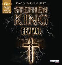 Stephen King - Revival (3 mp3-CDs | Hörbuch)