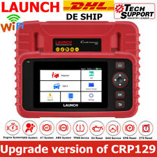 LAUNCH CRP129X OBD2 Scanner Valise de Diagnostique Auto Lecteurs Code TPMS EPB