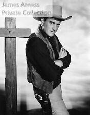 James Arness Private Collection Gunsmoke  8 x 10 Photo #14