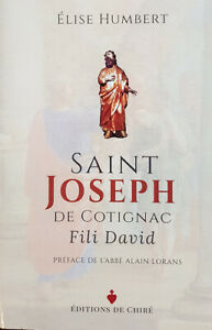 "Saint Joseph de Cotignac "" Fili David """