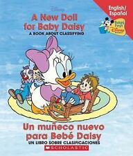 A New Doll For Baby Daisy / Un muneco para Bebe Daisy: (Bilingual) (Baby's First