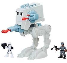 Star Wars Playskool Galactic Heroes Exclusive First Order AT-ST & 2 Figures
