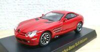 1/64 Kyosho MERCEDES BENZ SLR MCLAREN RED diecast model