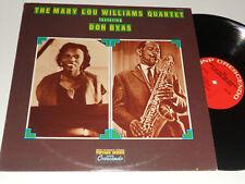 MARY LOU WILLIAMS QUARTET DON BYAS NM- album vinyl lp