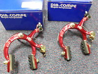 MX1000 DIA COMPE Caliper Brakes BMX Bike MX 1000 (PAIR) Inc Pads & Fittings  NEW