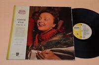 EDITH PIAF LP ORIG FRANCIA 1963 EDIZIONE NUMERATA CON BOOKLET CARTONATA SPESSA