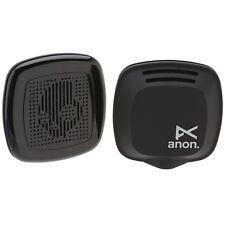 ANON BURTON ASFX1 HELMET AUDIO SKULLCANDY STEREO EARPHONE INSERT SET BLACK NEW