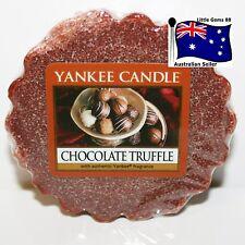 YANKEE CANDLE Tart Melt * Chocolate Truffle * FREE Postage for ADDITIONAL TARTS