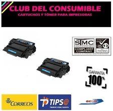 2 X Q6511A NEGRO CARTUCHO DE TÓNER Nº11A NO OEM PARA HP Laserjet 2420