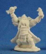 Reaper Bones 77213 Thain Grimthorn Dwarf Cleric