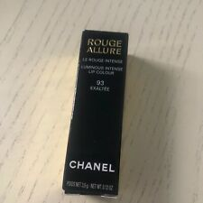 "CHANEL LUMINOUS INTENSE LIP COLOUR ""Exaltee 93"" Full Size NWB Free Shipping"
