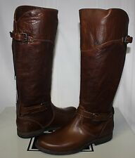 Frye Women's Phillip Riding Boots Style 76844 Cognac size 6 New With Box!