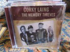 "Corky Laing & The Memory Thieves,""Iridium Live"" (New CD)"