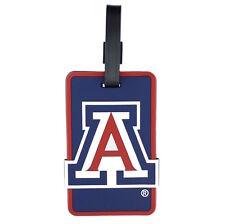 Arizona Wildcats Travel ID Tag Luggage Bag Tag U of A Logo NCAA