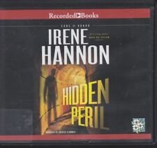 HIDDEN PERIL by IRENE HANNON ~UNABRIDGED CD AUDIOBOOK