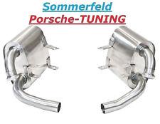 Porsche Carrera 996 Sportauspuff Auspuff (110 db) Sport Exhaust Muffler laut