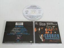 THE COURIER/SOUNDTRACK/VARIOUS(VIRGIN CDV 2517)CD ALBUM