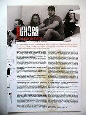 COUPURE DE PRESSE-CLIPPING :  AGHORA  08-09/2007 Santiago Dobles,Formless
