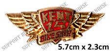 HELLS ANGELS KENT CUSTOM BIKE SHOW 1993 Pin Badge HIGHLY COLLECTABLE RARE KCBS