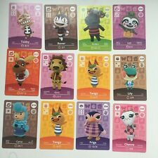 GENUINE NA Animal Crossing Amiibo Cards | Series 3 | Choose | 201 - 300 | NEW
