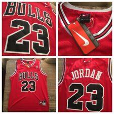 New Red Jordan Jersey - S, M, L, XL