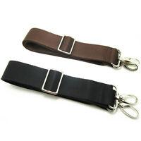 Nylon Shoulder Bag Belt Replacement Adjustable Solid Strap Crossbody Handbag