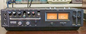 Sony TC-153SD Platine cassette deck player field recorder