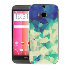Soft TPU Silicone Case For HTC One M8 M8S Protective Back Covers Skins Printed