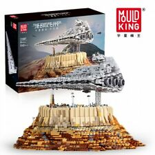 Mould King 21007 Star Wars The Empire Over Jedha Building Block Set 5162+pcs